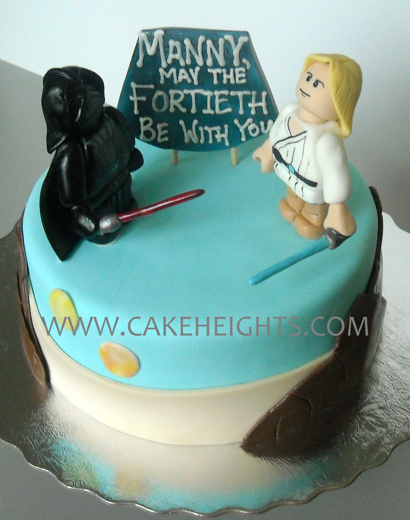 40th be with you!