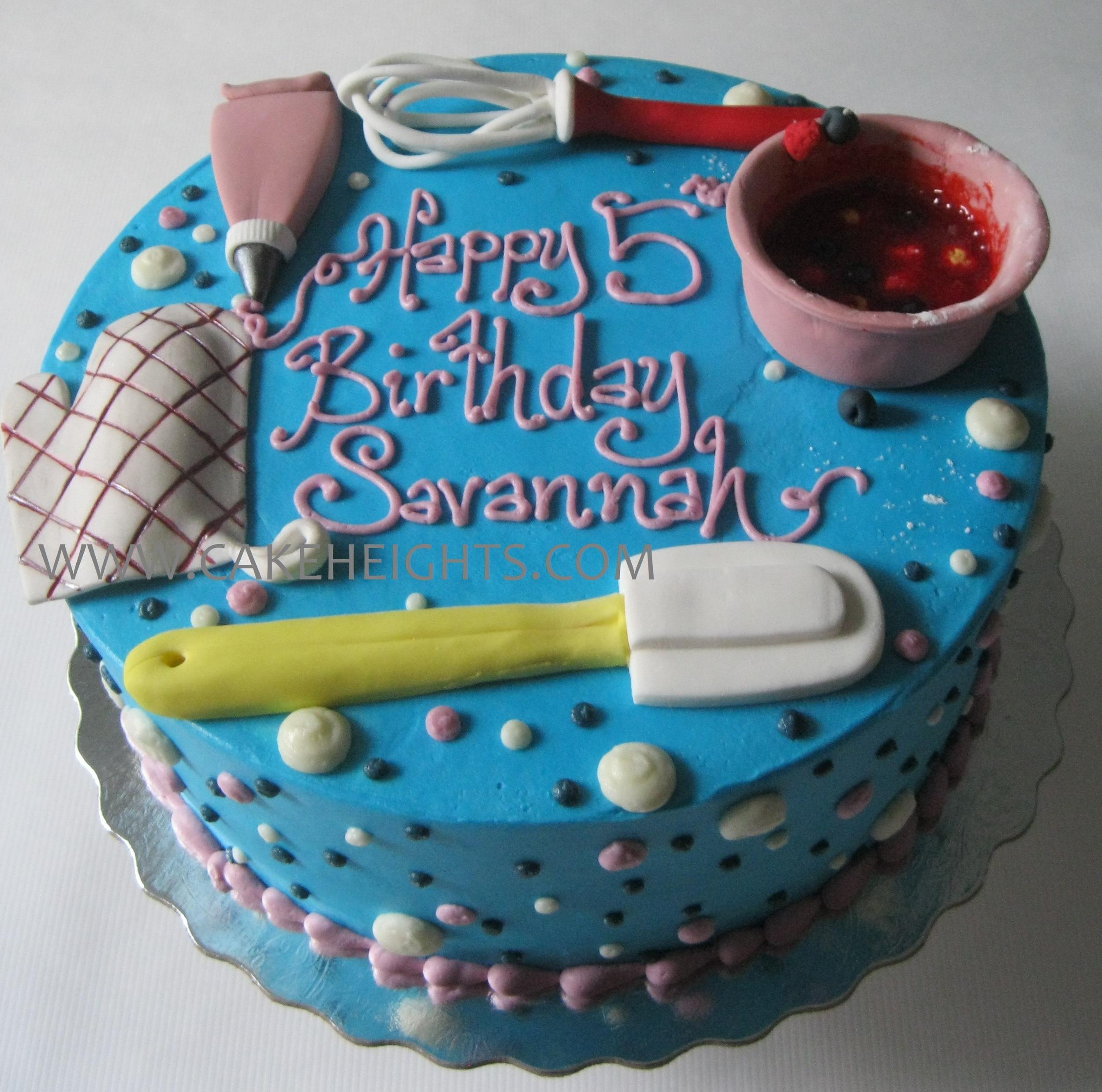 Savannah Baking
