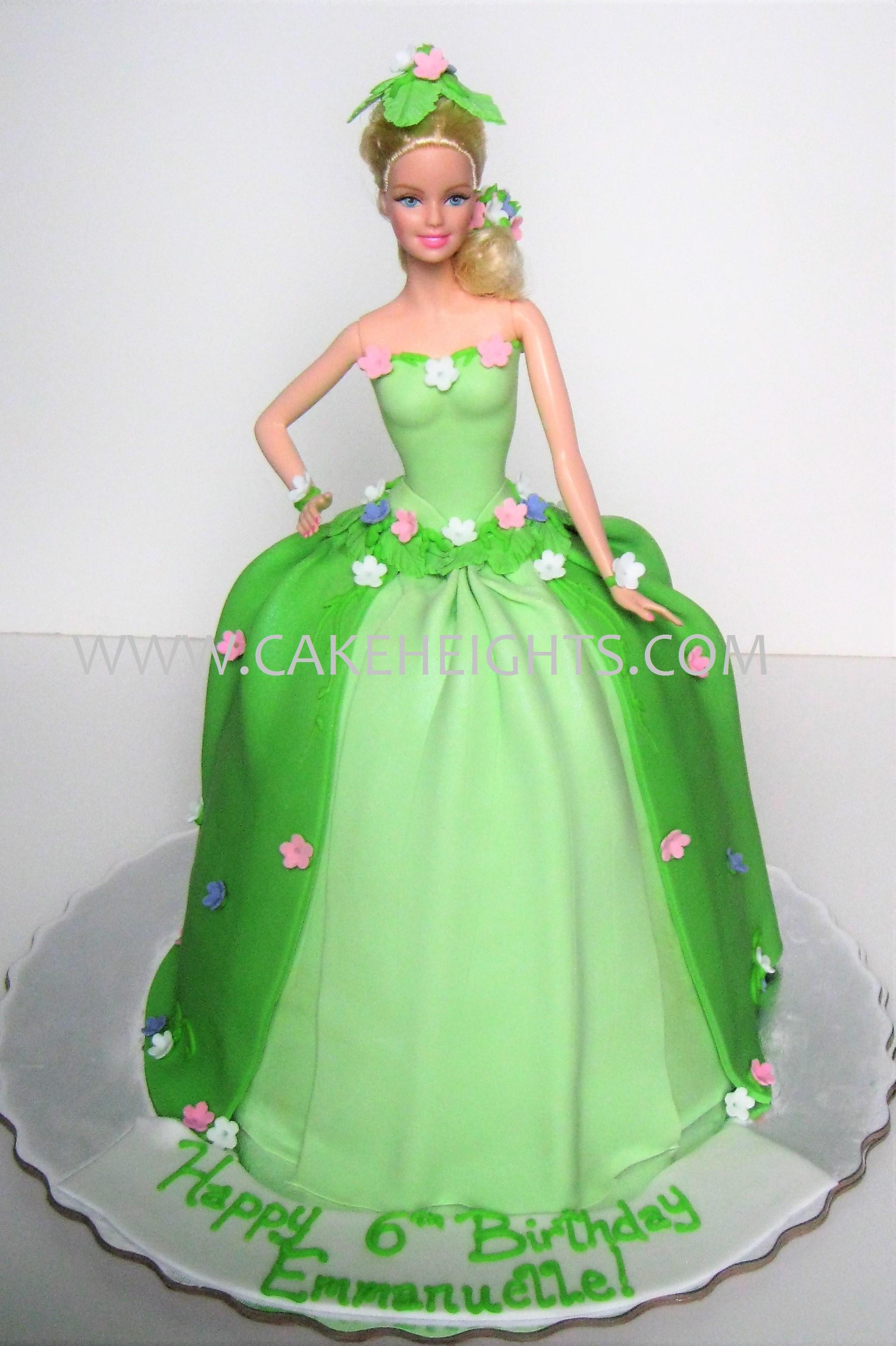 Ivy Barbie