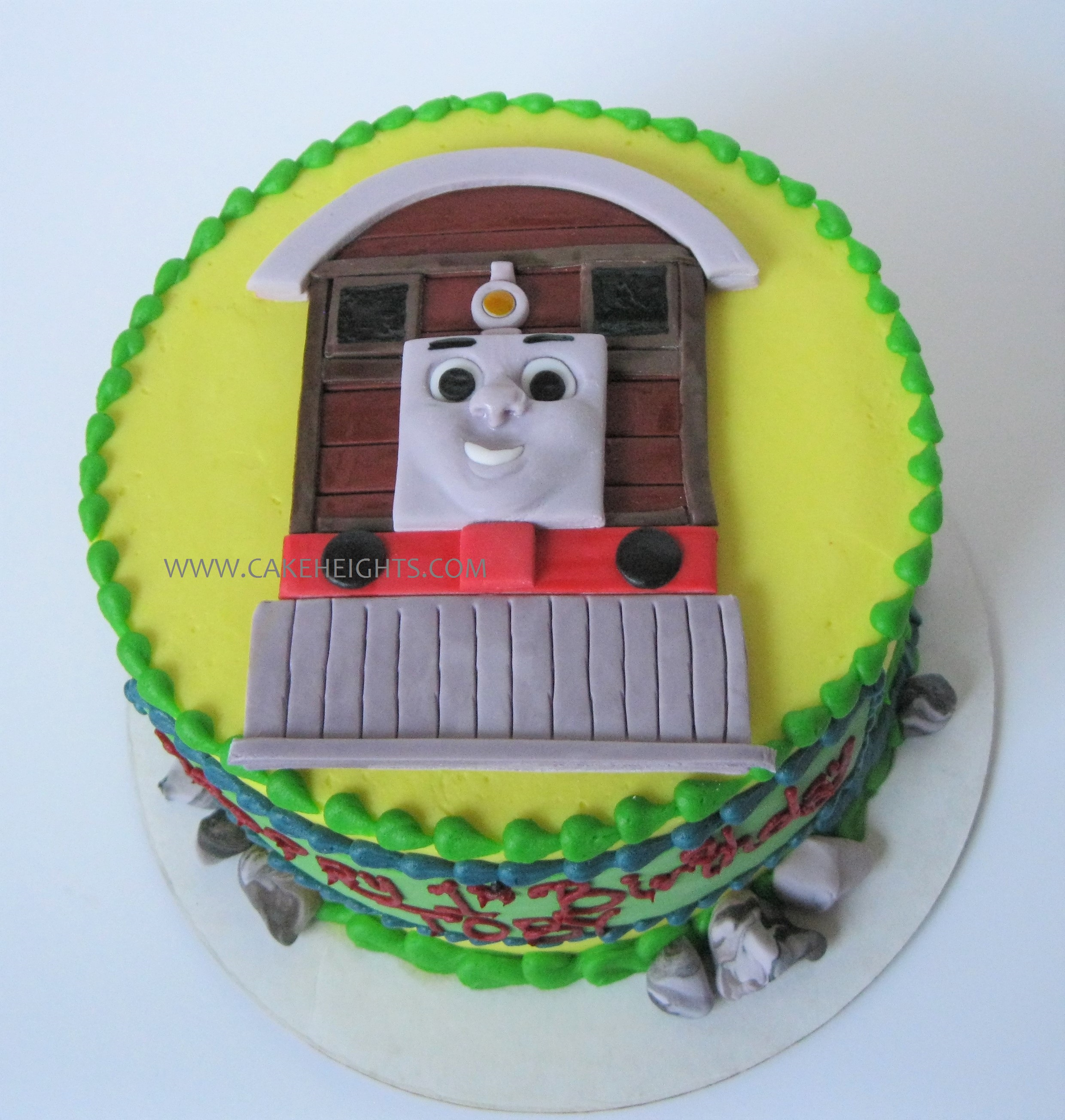 Toby the Train