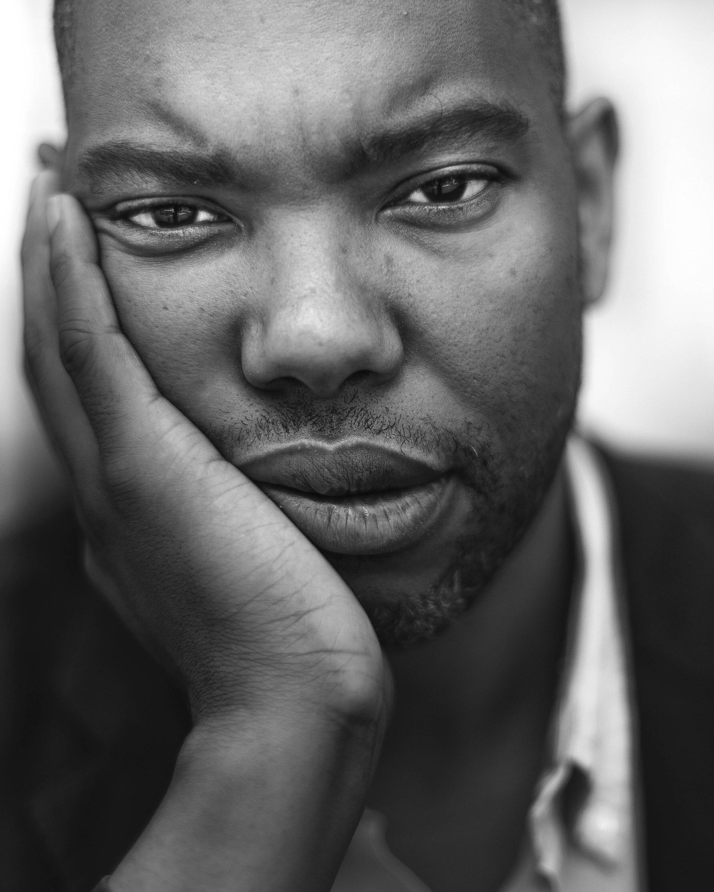 Ta-Nehisi Coates, Writer, Baltimore, Md.