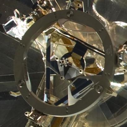 Hubble's soft capture fixture