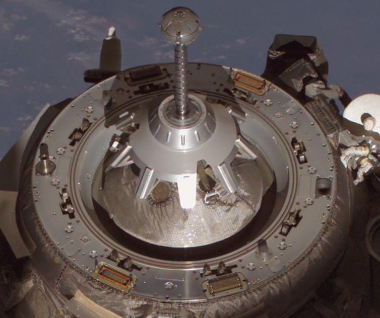 A Soyuz probe