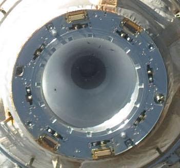 A Soyuz drogue