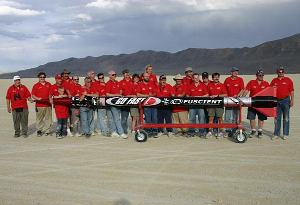 CSXT with the GoFast rocket