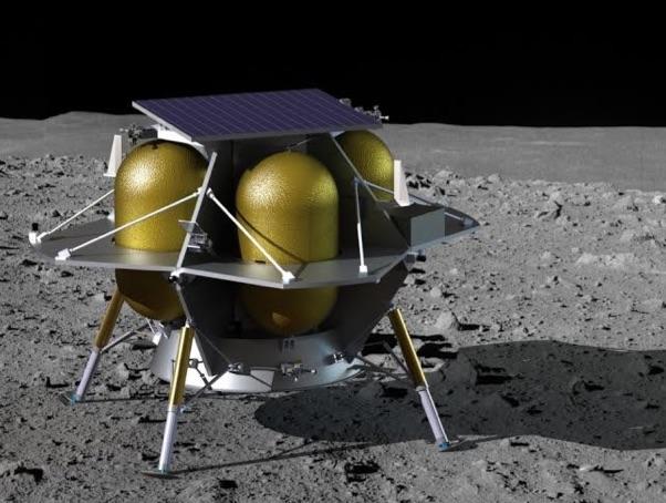 The Peregrin lander