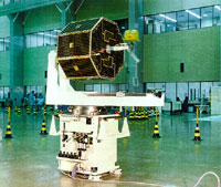 Data Collecting Satellite 1