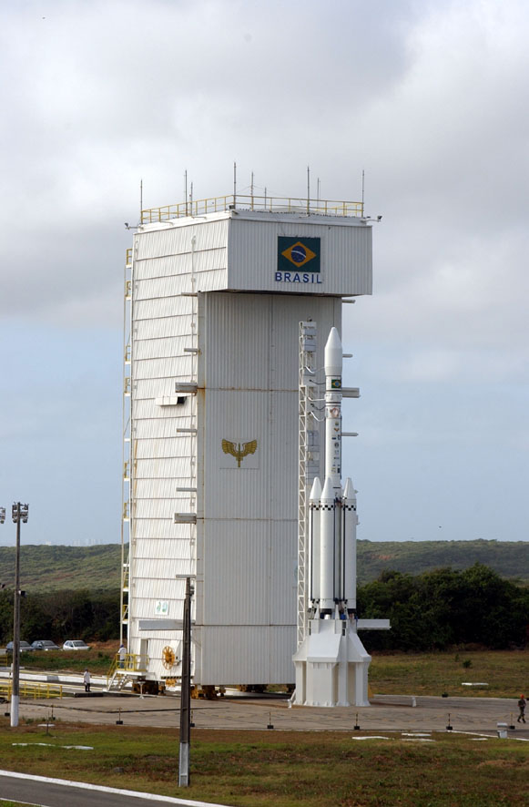 VLS on the pad