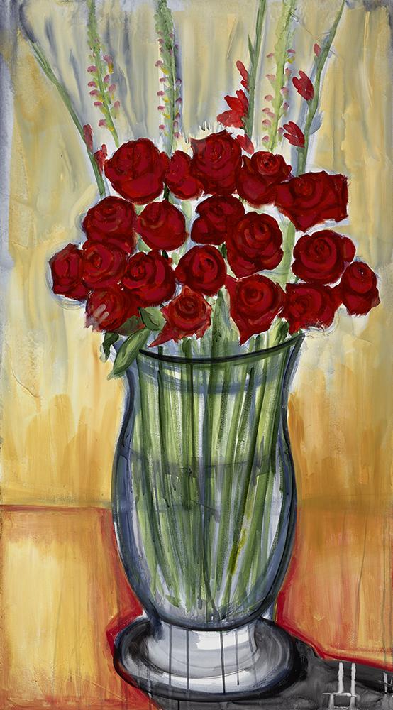 38 Still life Roses and Gladiolus .jpg