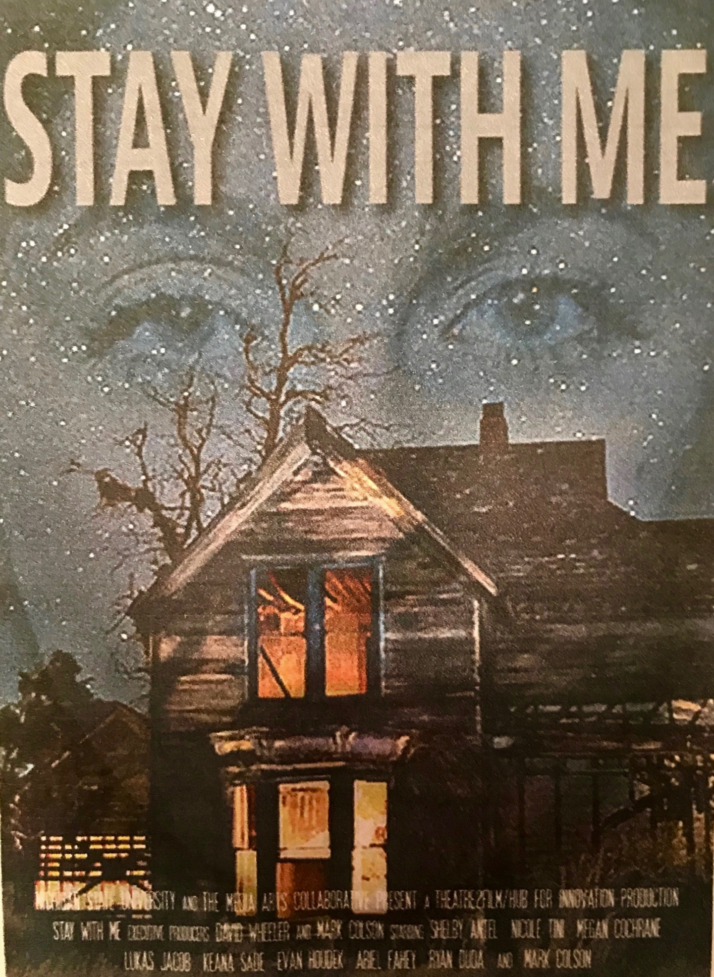 StayWithMe Poster  T2F3