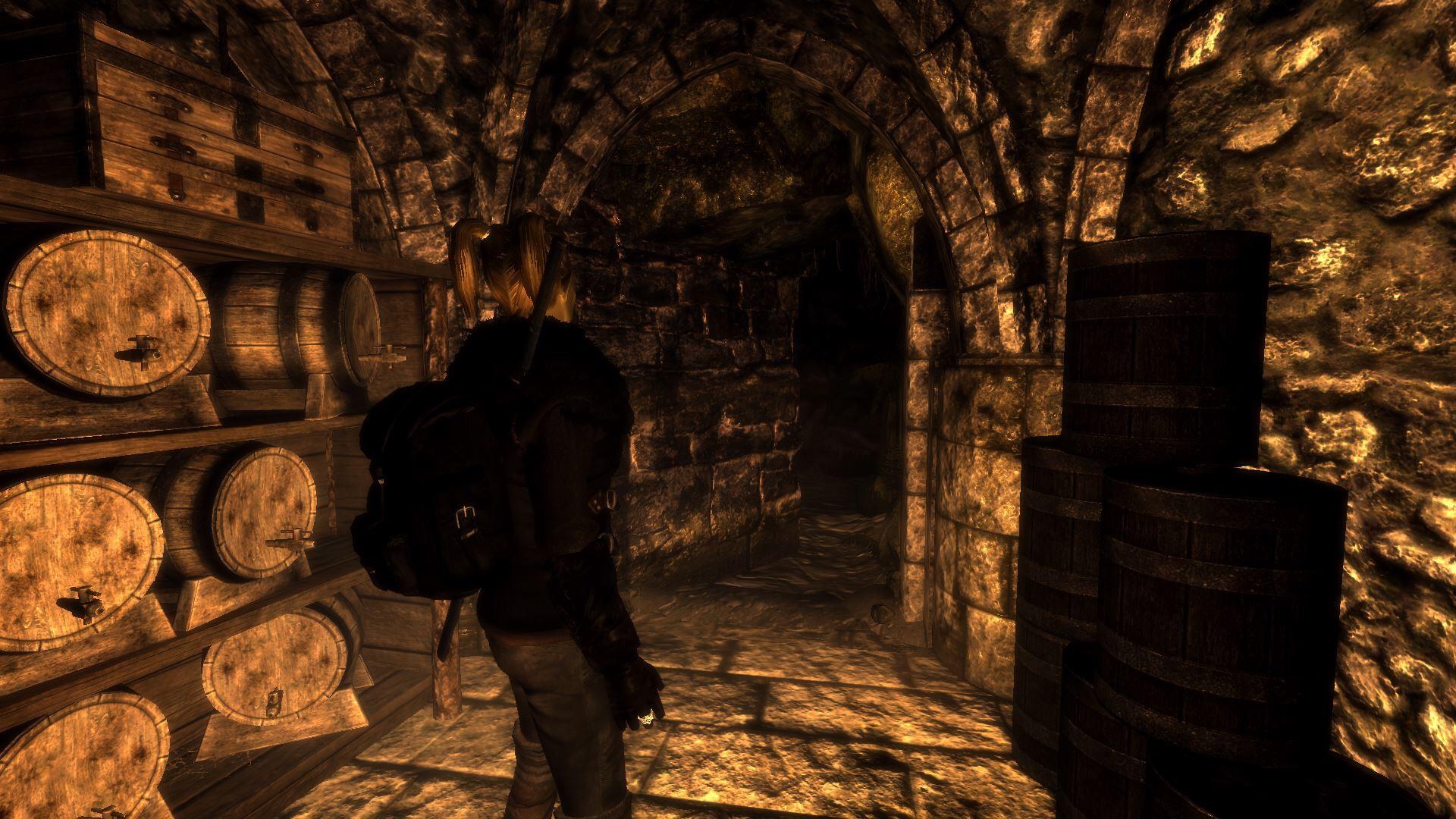 Escape Tunnel