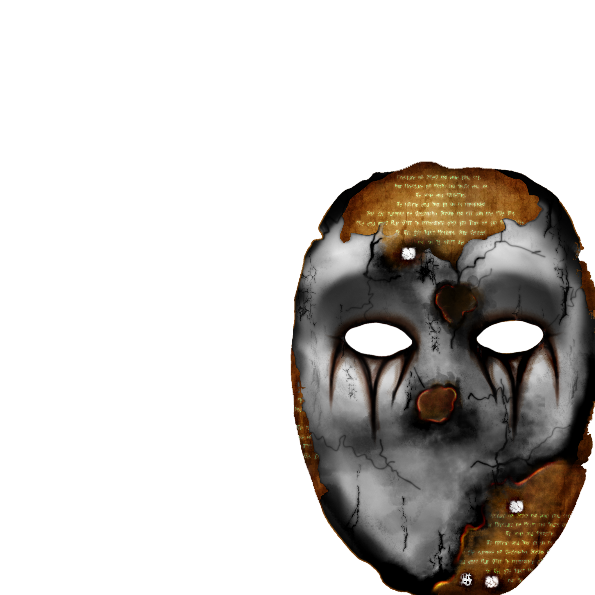 """""""SHADEling's Mask #2"""""""