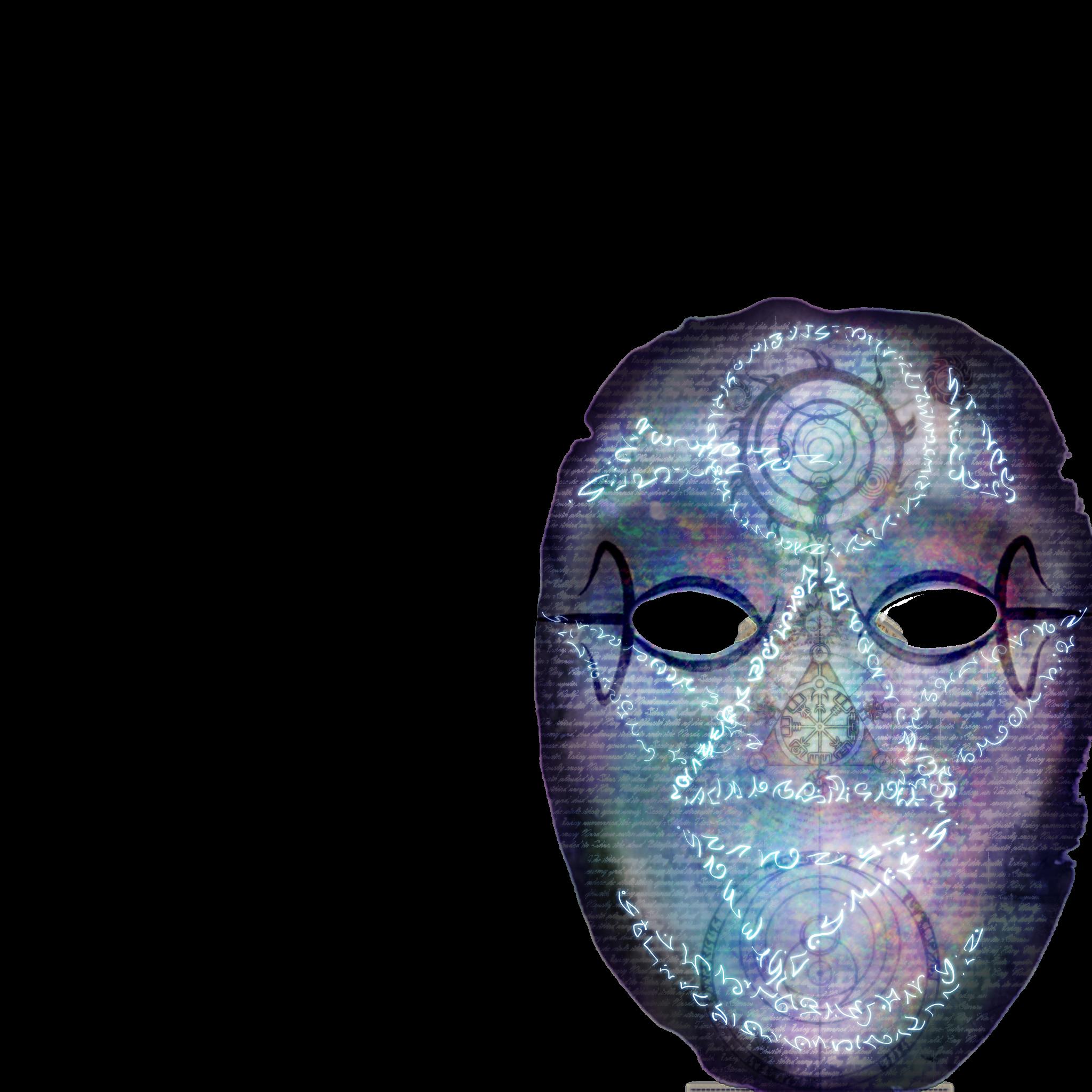 """Shadeling Mask No.3"""