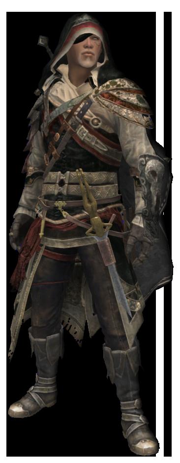 Fleet Featherstone - Breton Assassin/Swordsman