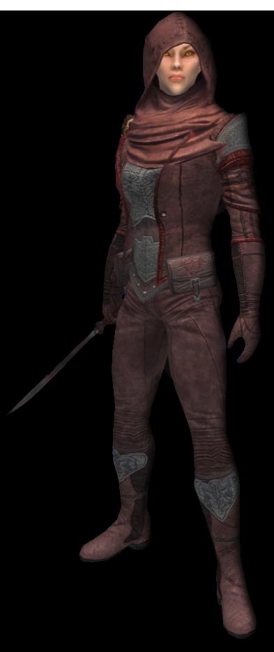 Miravel Tel-Nar - Bosmer Huntress and Tracker