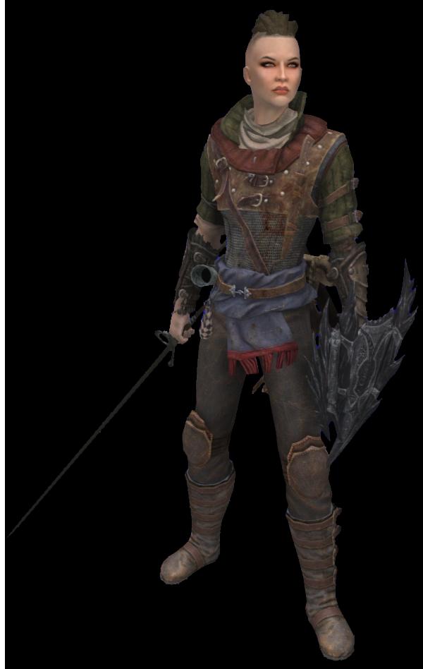 Nephae Shorgrace - Breton Assassin & Warrior