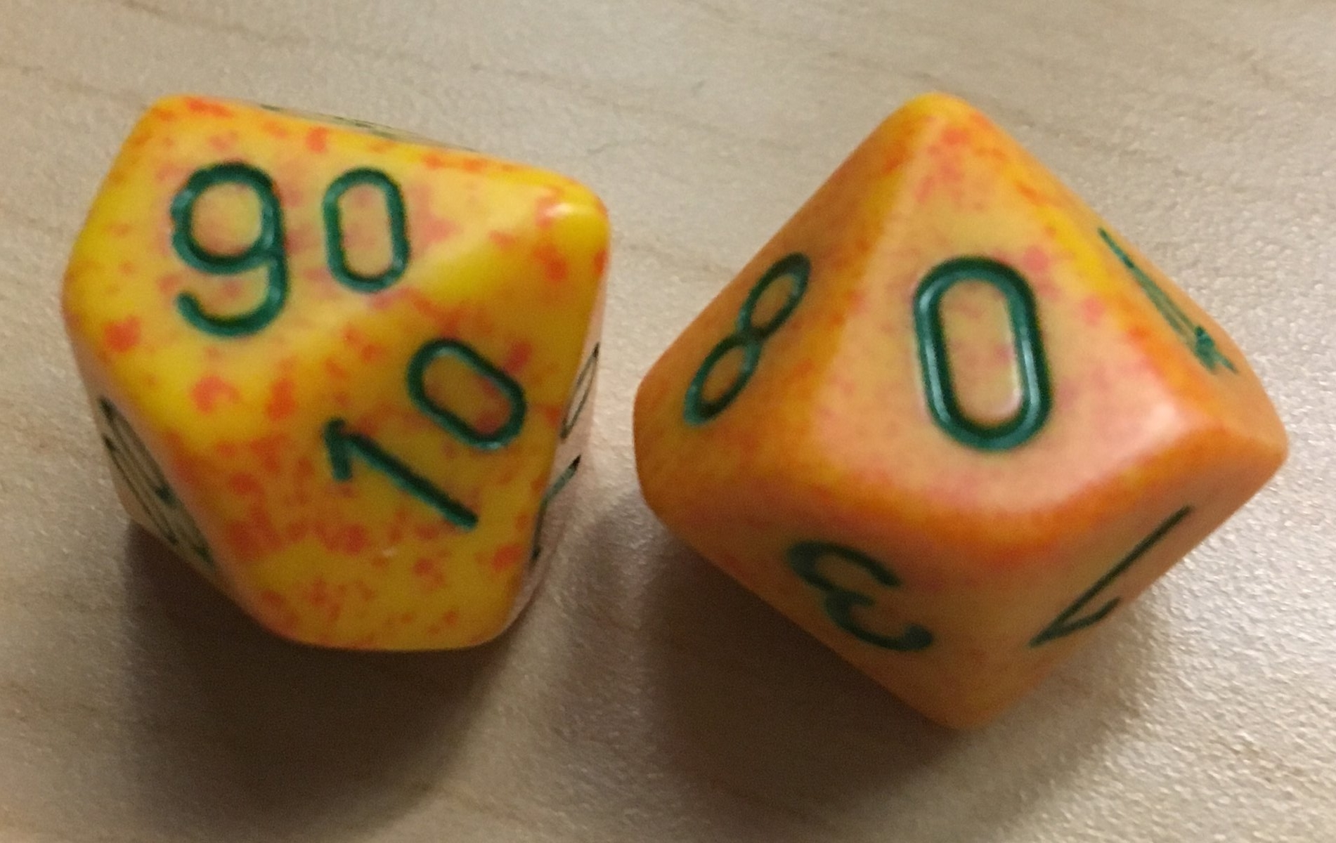 Successful roll for Dark Intent, 20% success rate roll of 80 or better on D10. See above for Dark Intent play rules.