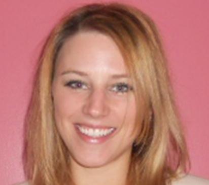Caitlin English, ESL Teacher