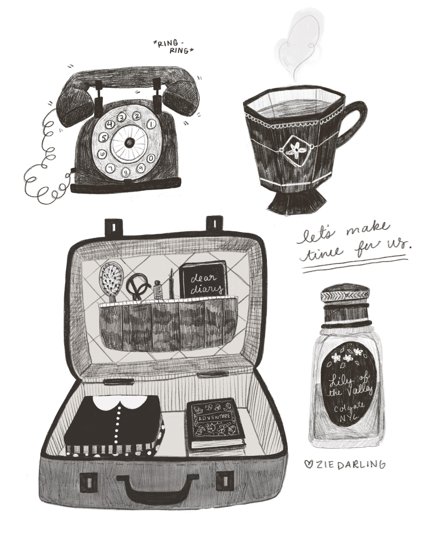 ziedarling.com   sketches