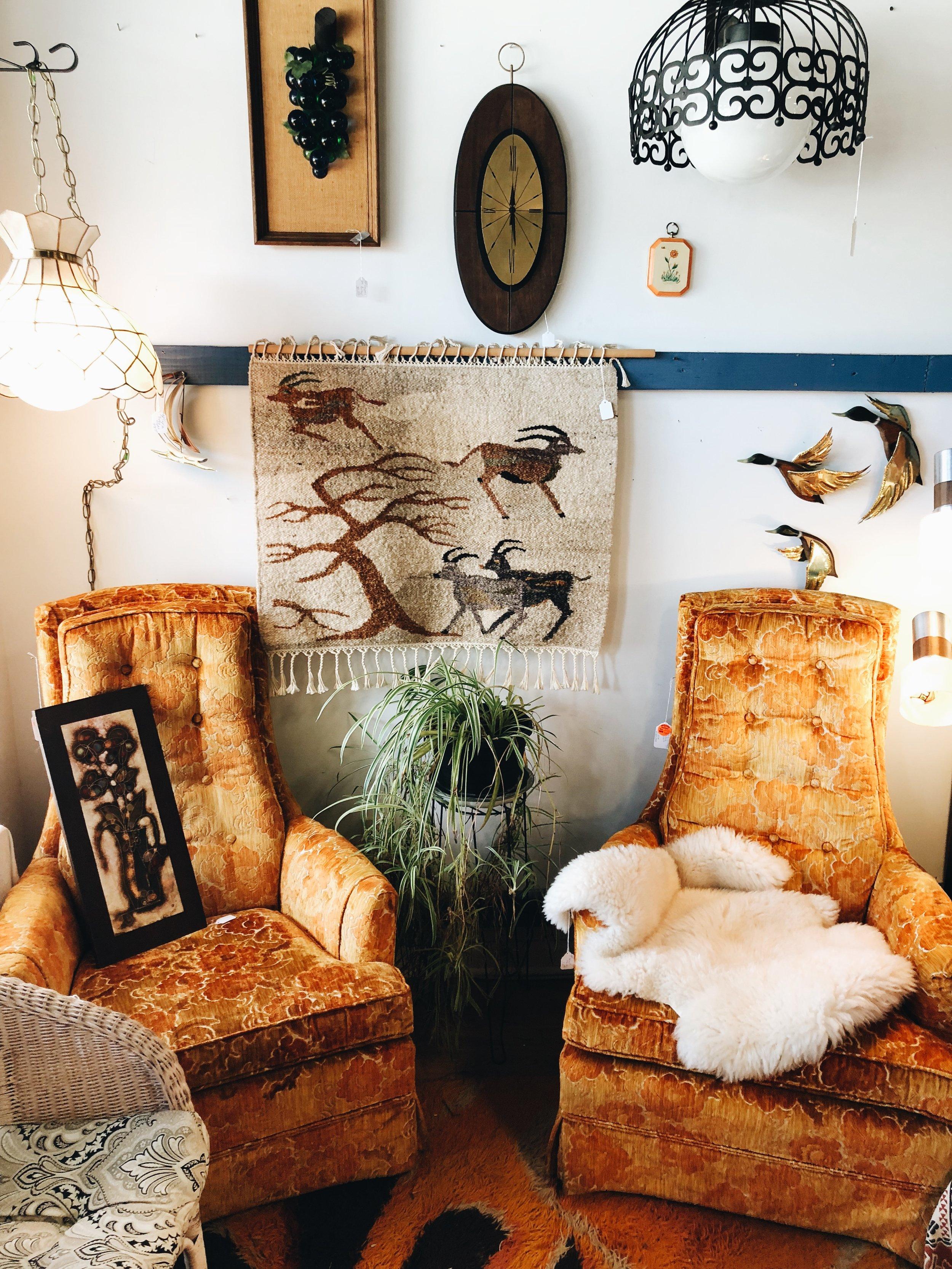 ziedarling.com | second hand inspiration from thrift shops
