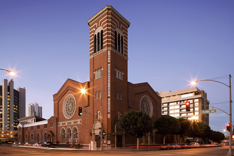 First Congregational Church  |  241 Cedar Ave, Long Beach, CA  90802
