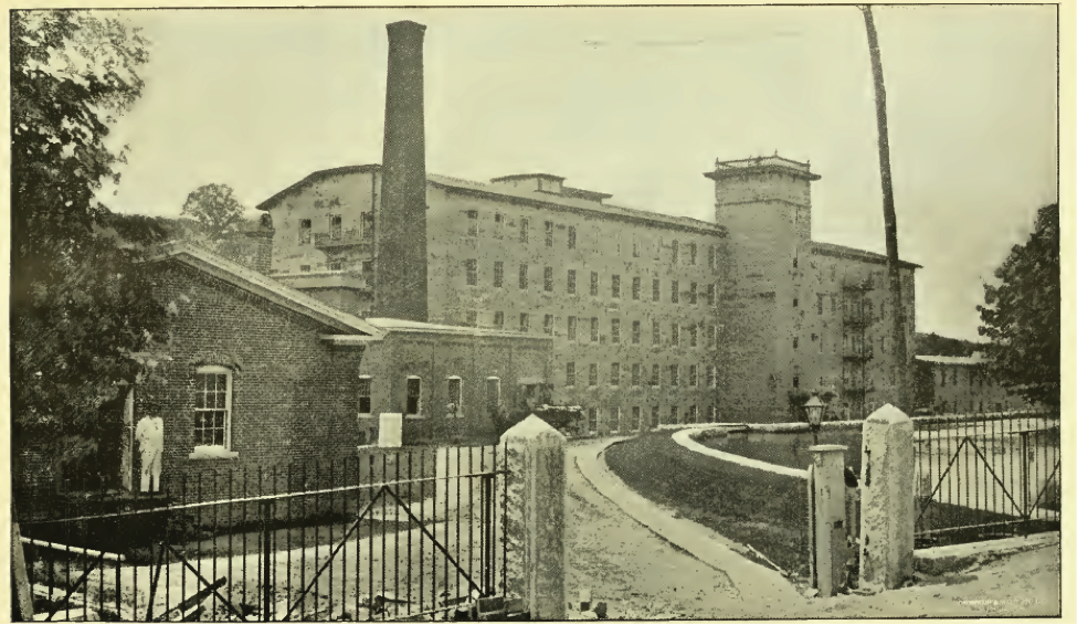 Thorndike Mill, ca. 1910