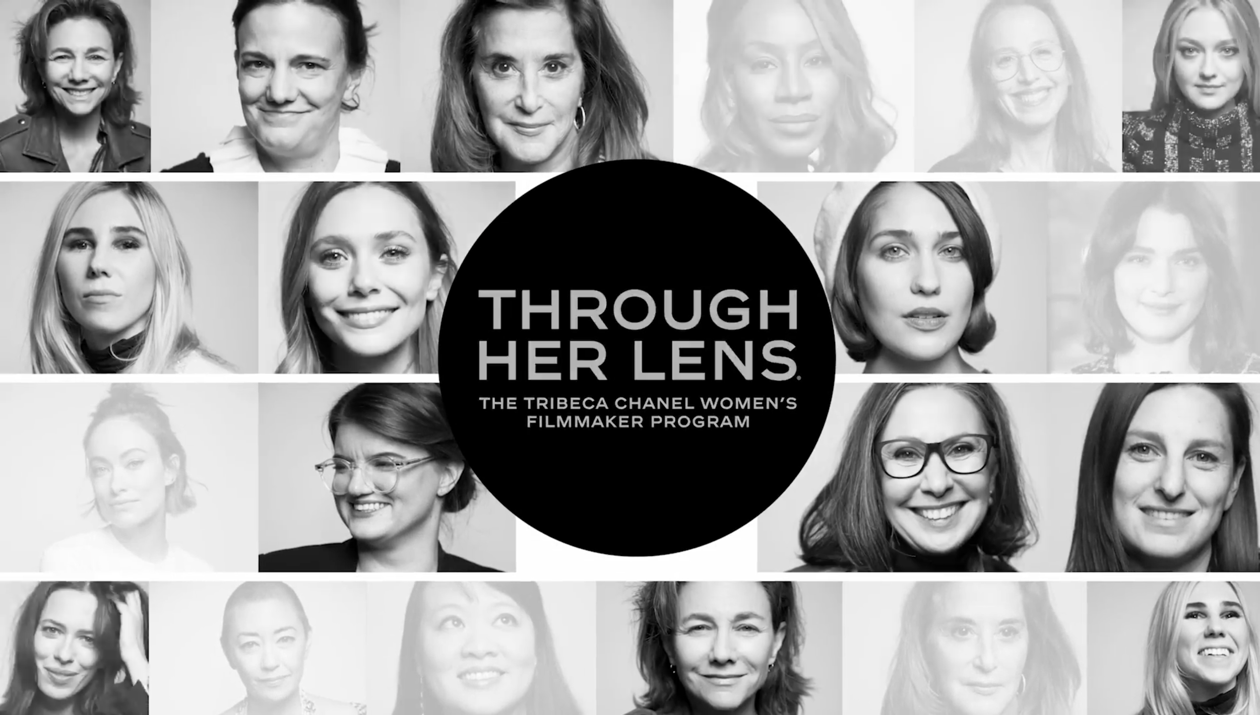 """Why I Mentor"" Tribeca Through Her Lens Program"