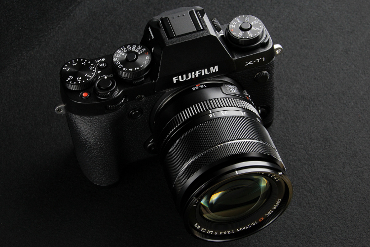 The Fuji X-T1 is personally my favourite camera.