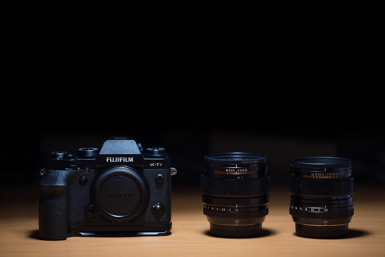 Tell me it looks ugly. (Fuji X-T1 + XF 23mm + XF 14mm)