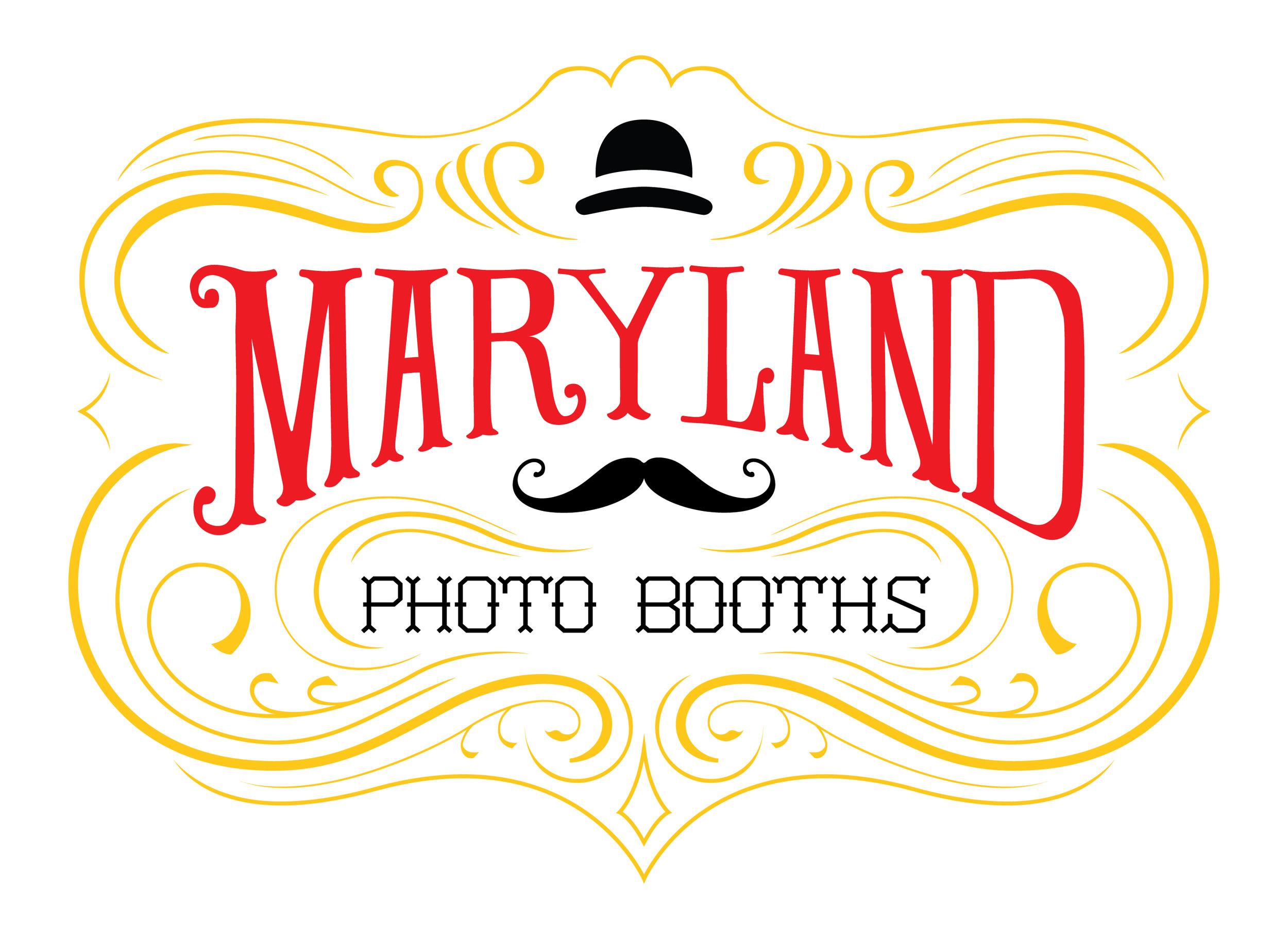 MarylandPhotoBoothsLogoColor