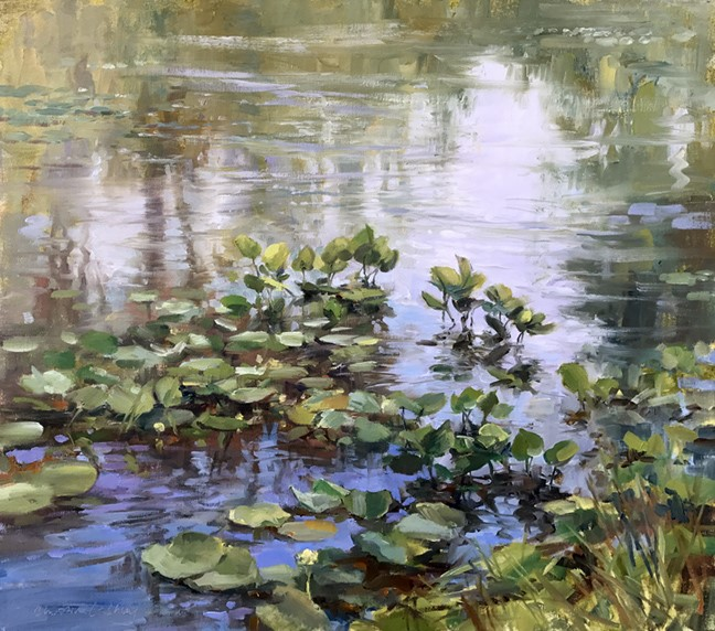 WaterLiliesInSummer-CLashley-24x24-oil3.jpg