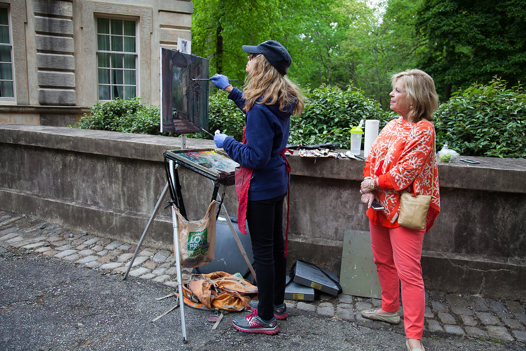 Calendar of Events — Olmsted Plein Air Invitational