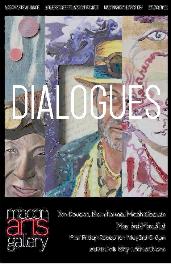 - Macon Arts Gallery486 1st StreetMacon, GA(478) 743-6940