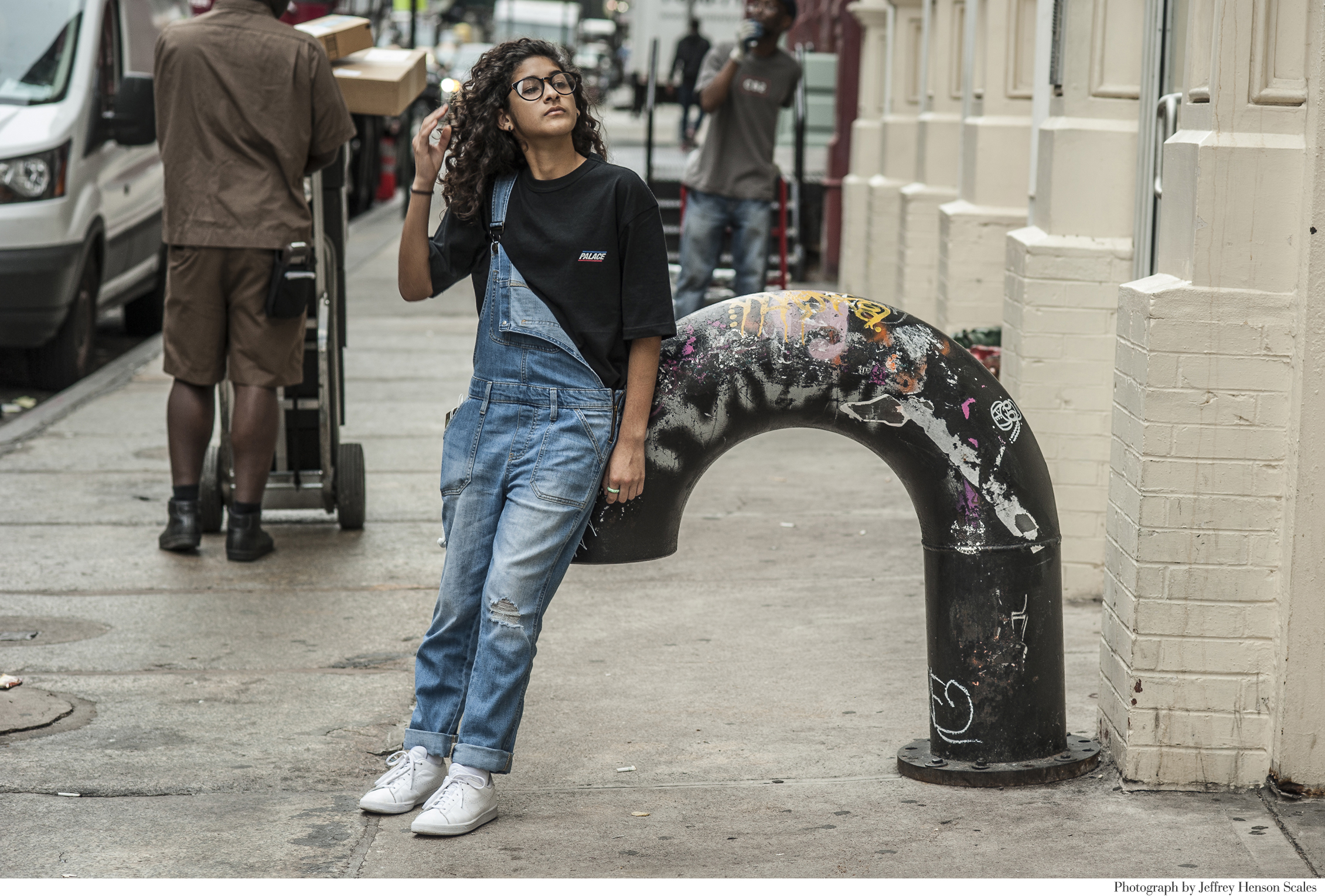 The Look _ New York Times_ Rebecca Pietri Stylist _ Casting _ Jeffery Henson Scale Photgrapher_Eve Lyon Editor_ New Geeks_Article_Nom Core- Youth Fashion_ Supreme_Palace_Vans_Street fashion _ Soho_ Teens_ Daughter_ Shot .JPG