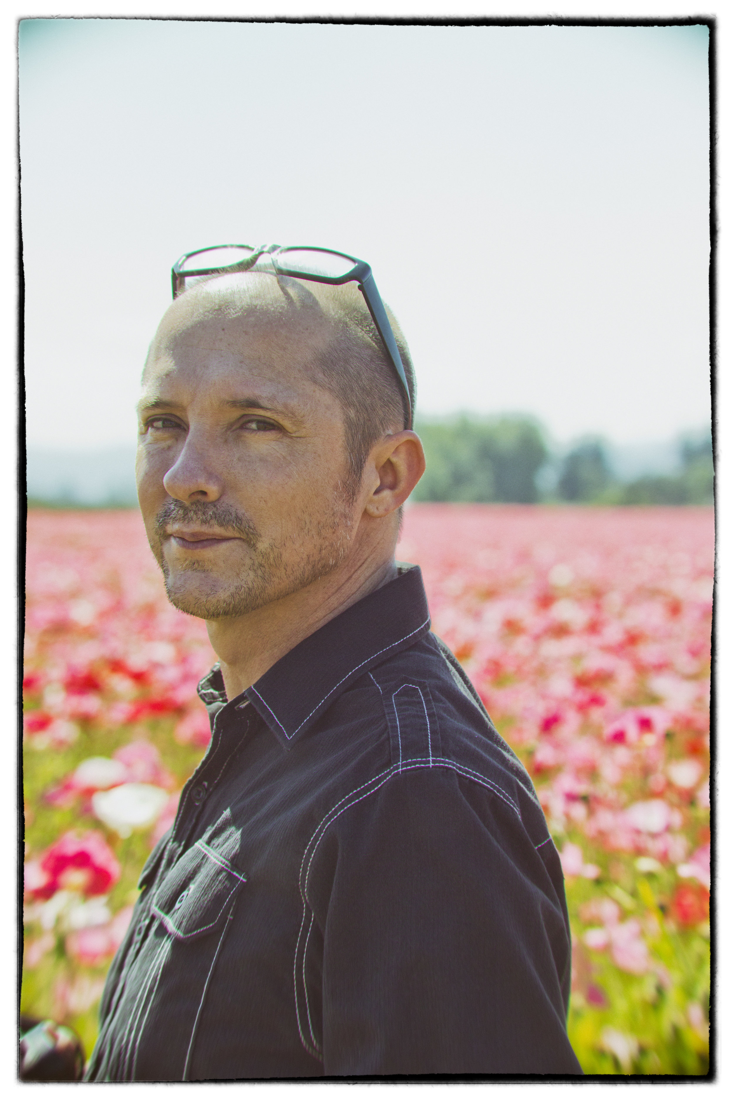 Todd Anthony Zeller | Oregon Poppy Fields | Photo by Christina Anderson