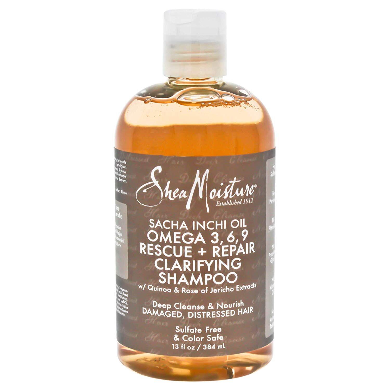 sheamoisture sacha inchi shampoo