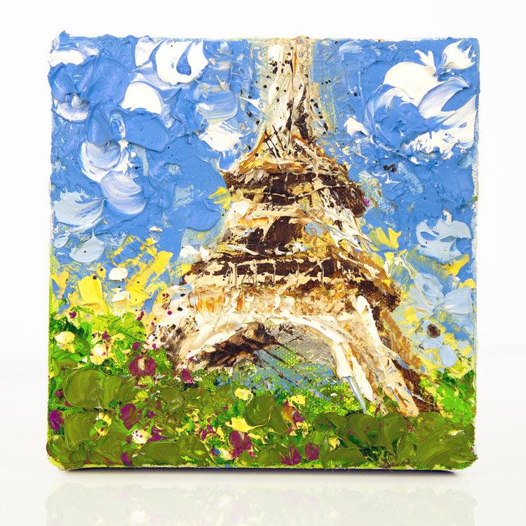 Paris | Oil on canvas | 2016