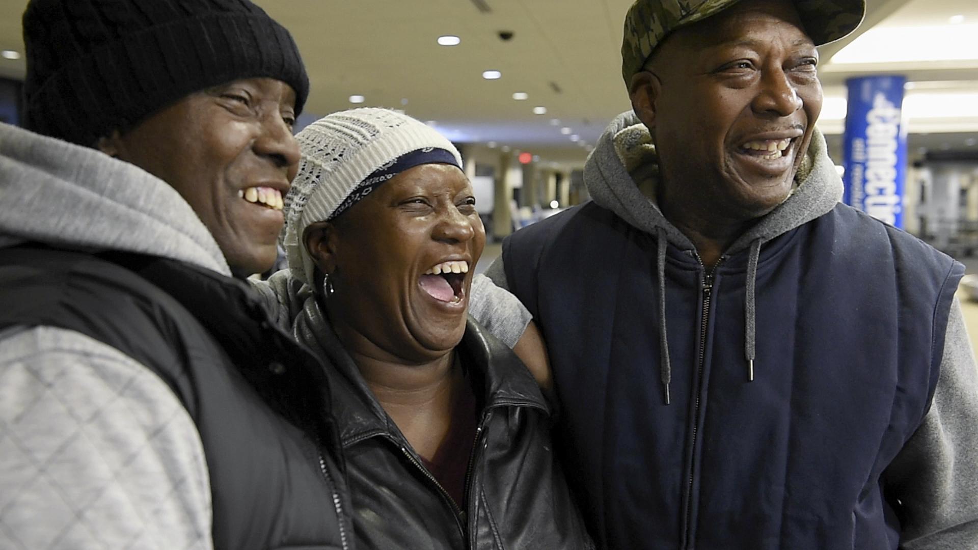 $2,500: Reunite a family -