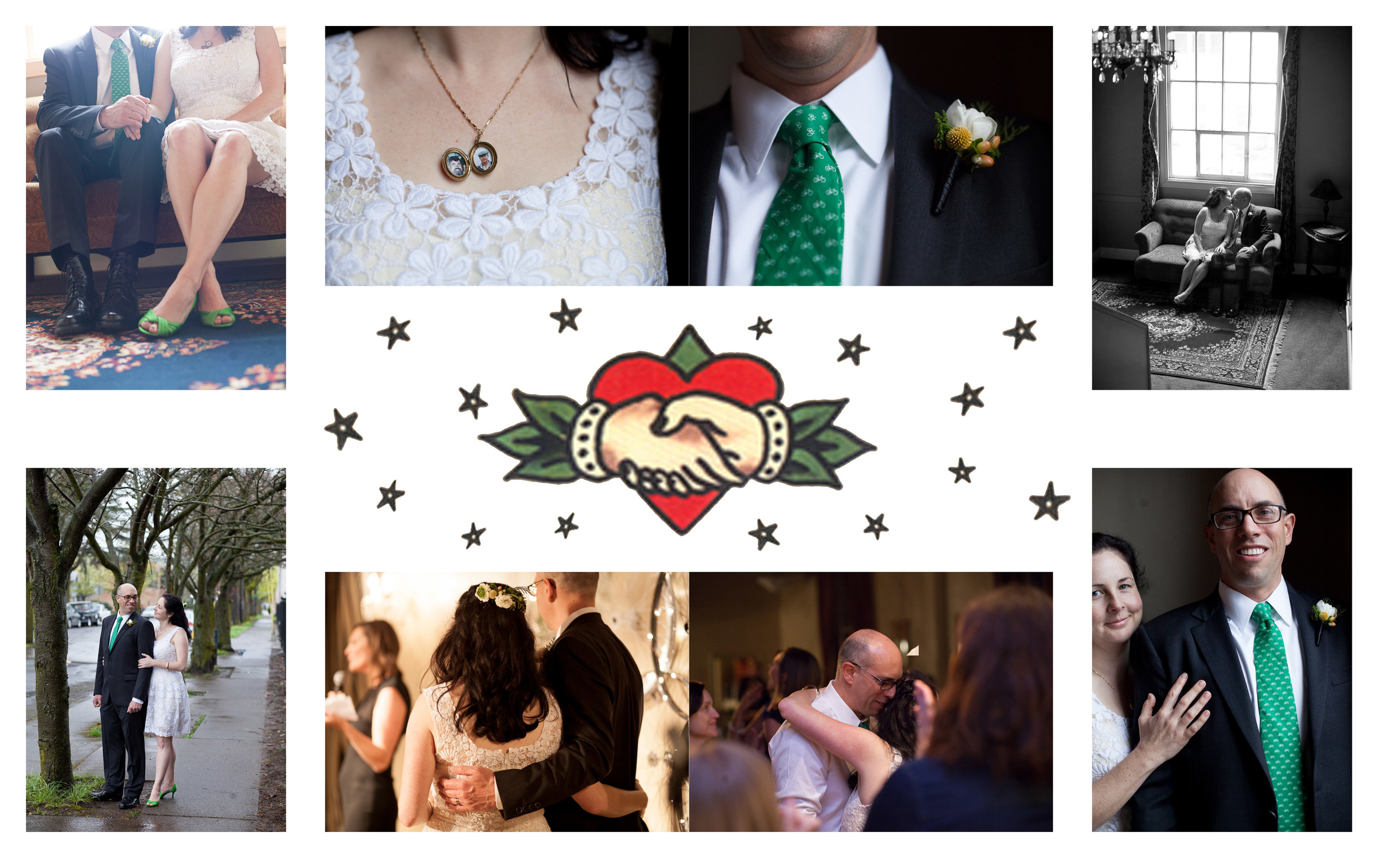 Portland Wedding photography NorthStar Ballroom