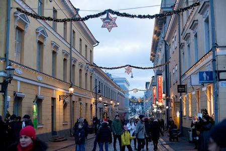 Beautiful Helsinki Streets