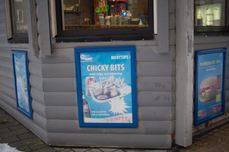 Chicky bits?