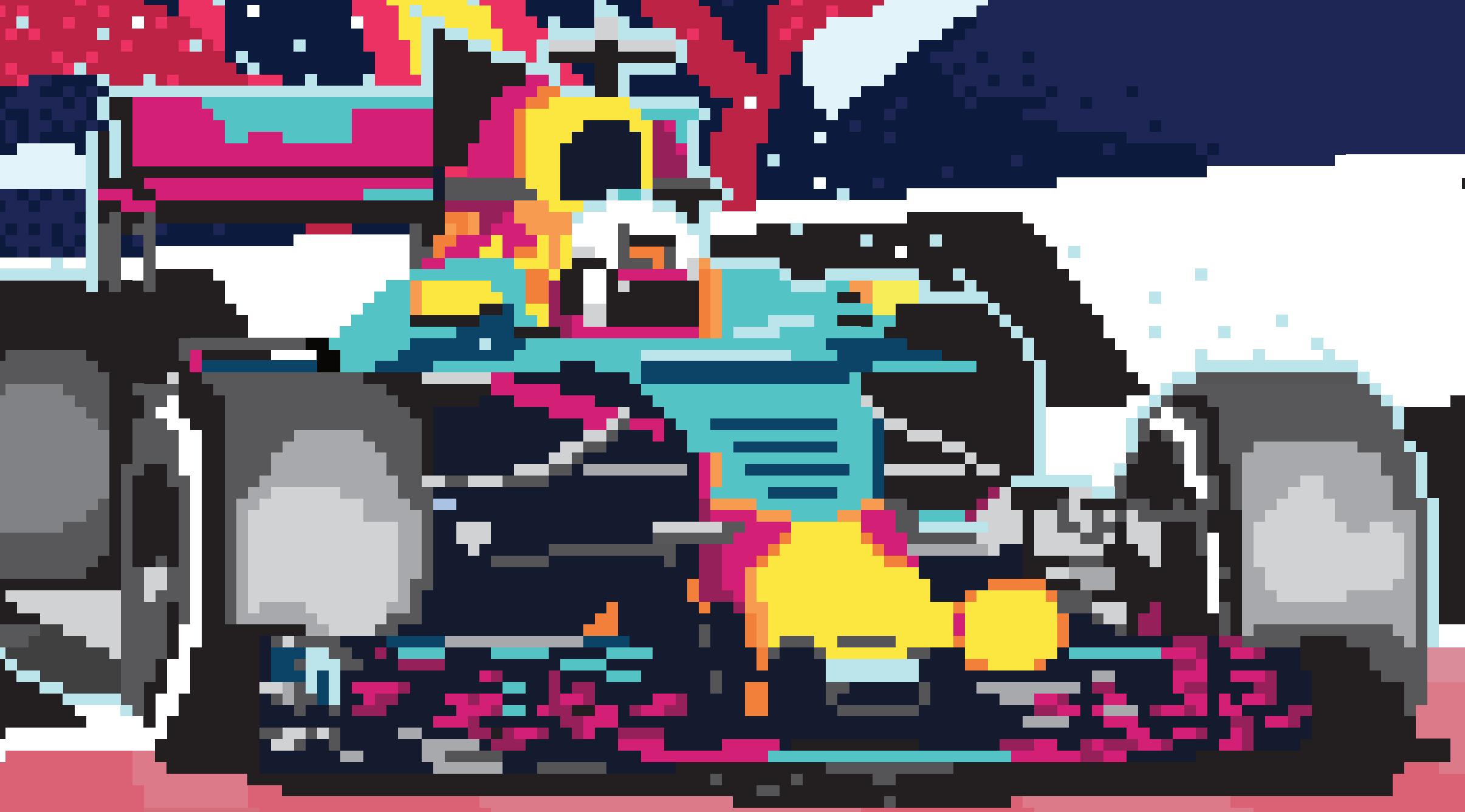 Zouk F1 Checkpoint