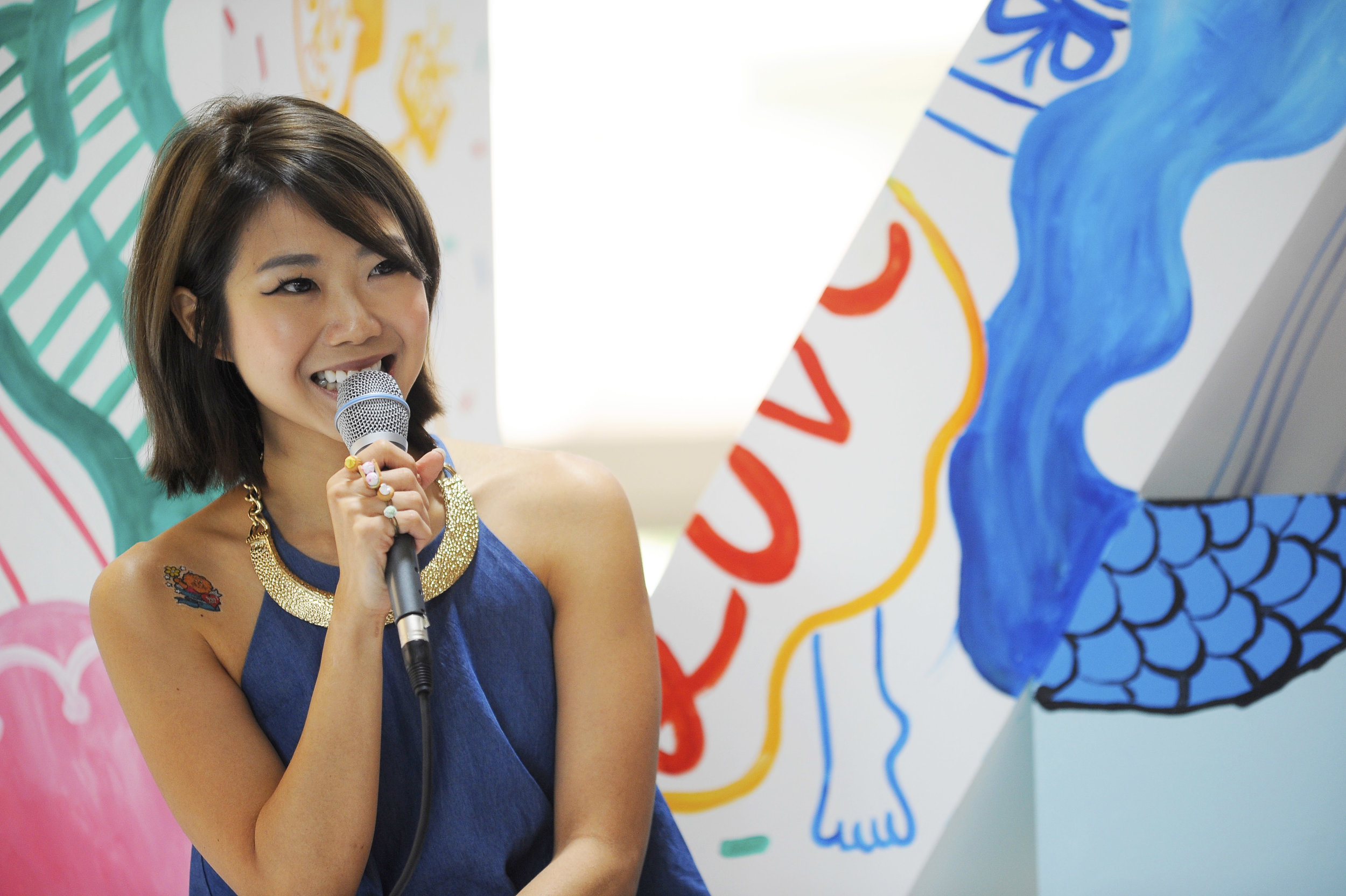 outeredit - millenia walk loves local - tay kexin