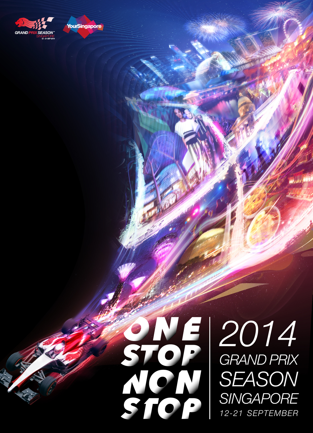 outeredit - f1 grand prix season singapore - key visual