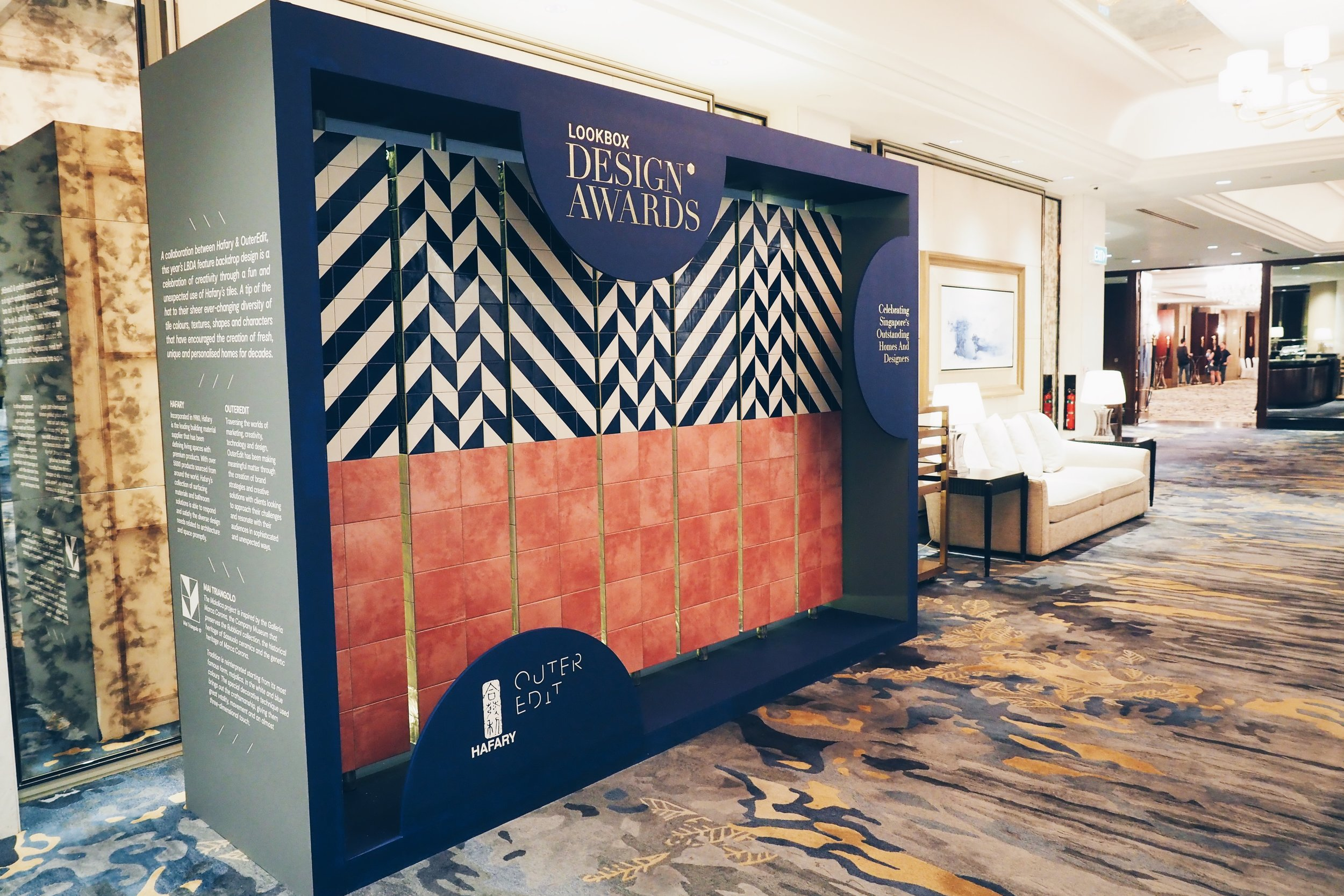 Lookbox Design Awards x OuterEdit - Final Backdrop