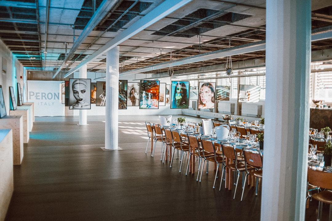 Luca Deasti | Creative and Art Director | Galleria Peroni | Peroni Nastro Azzurro