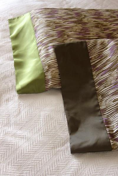 Silk Pillow Cases, 2013
