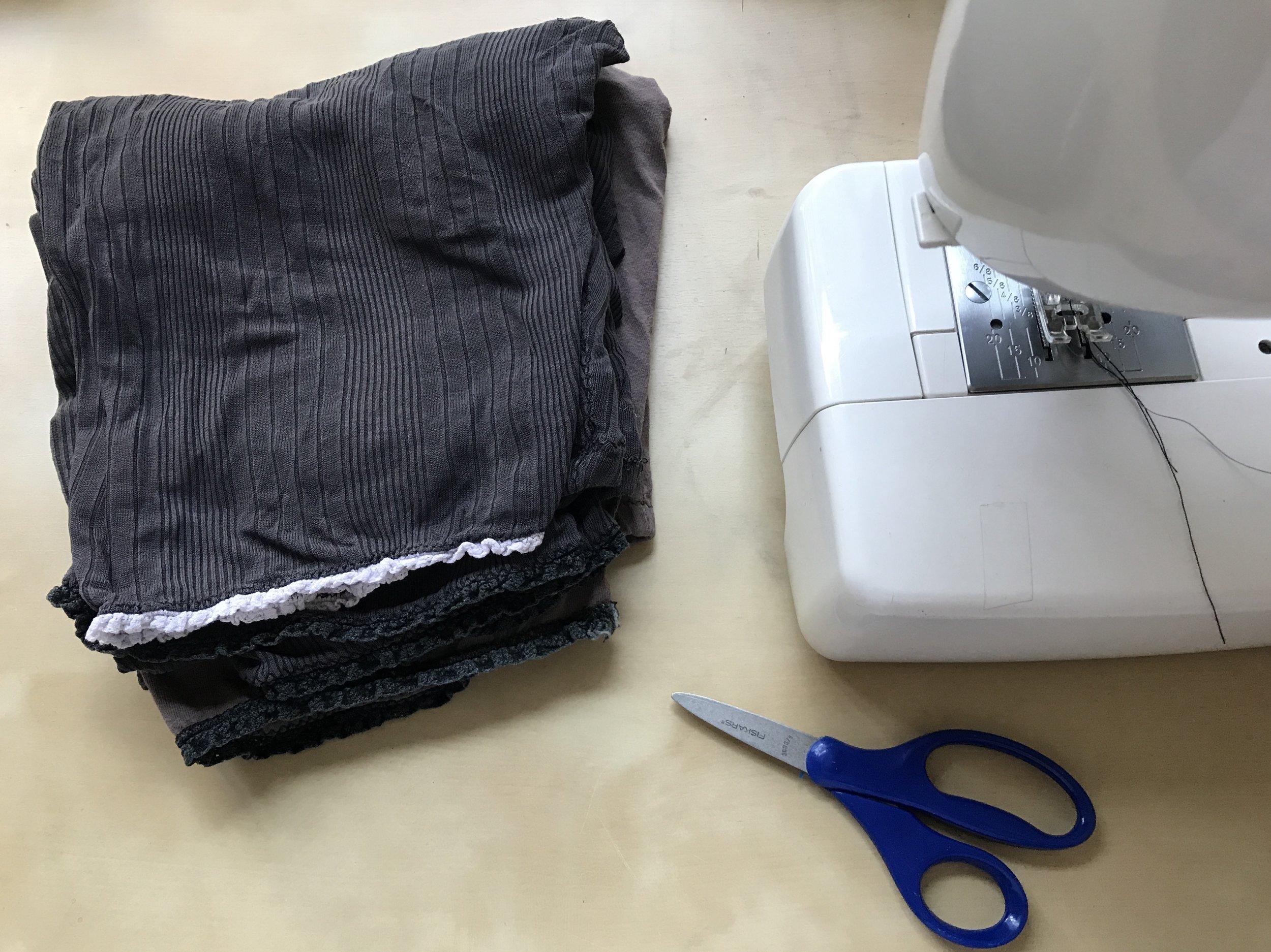 Mended Underwear, 2017