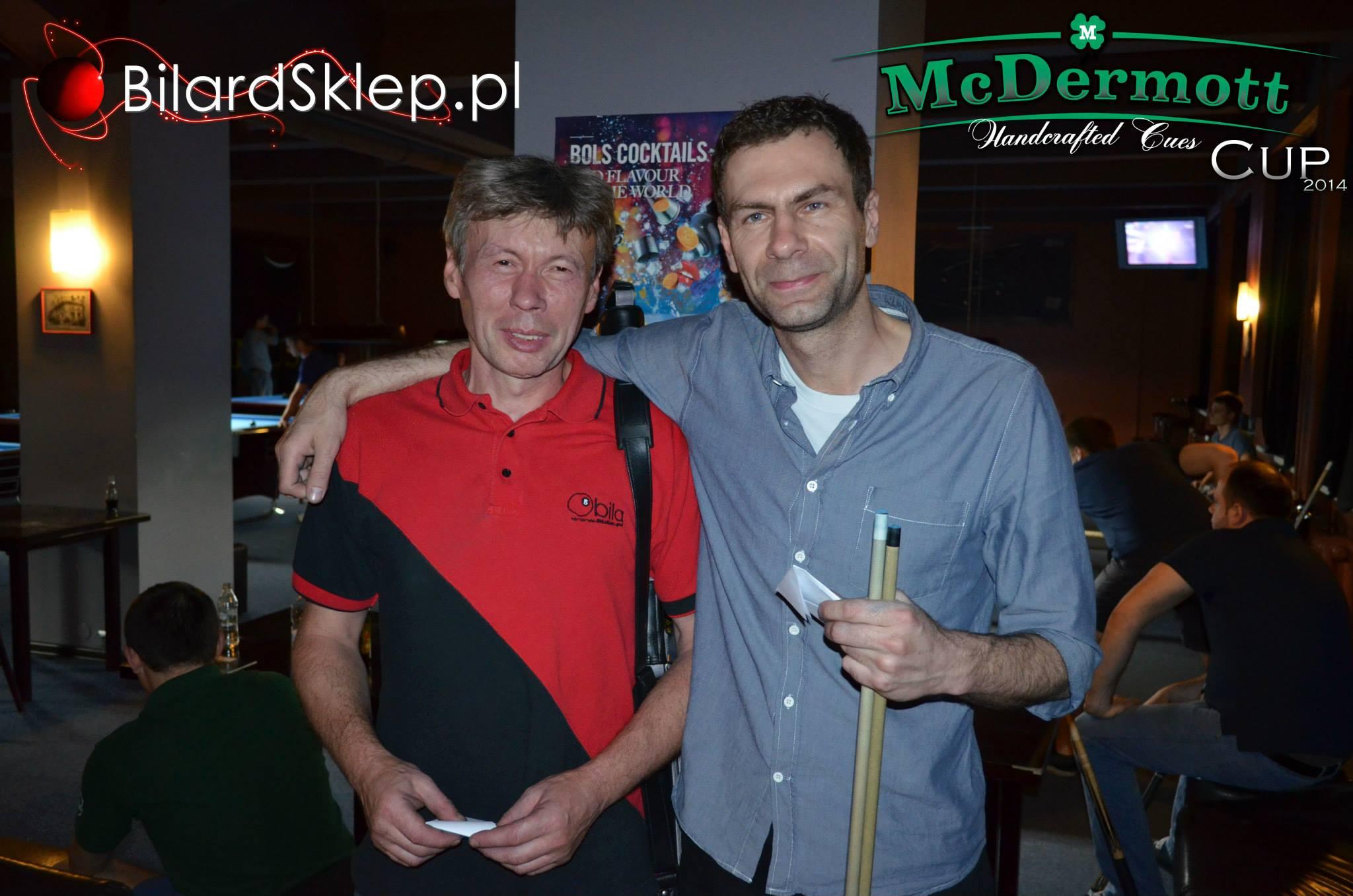 McDermott Cup 2014 | Tomasz Młodziński & Bartek Czapski