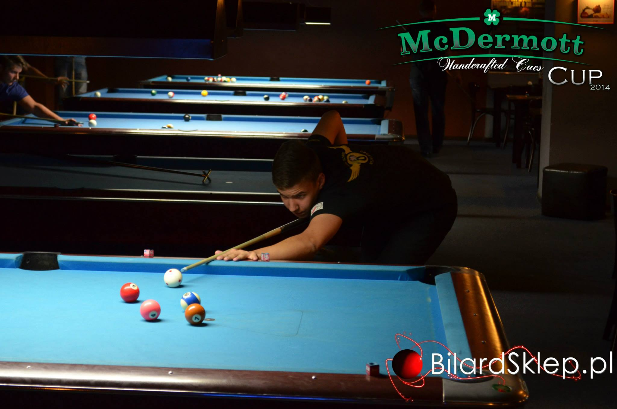 McDermott Cup 2014 Maximus Bydgoszcz | Konrad Kleinszmit
